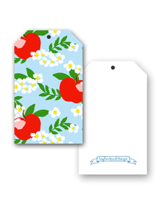Apple Blossom Hang Tags