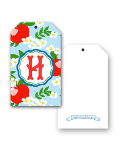 Apple Blossom Personalized Hang Tags
