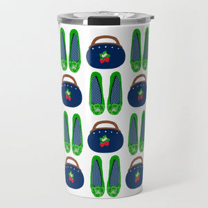 Preppy Favorites Tumbler, Navy