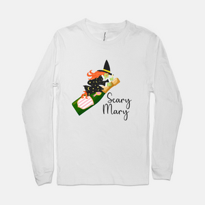 Witch's Brew Personalized Halloween Long Sleeve T-Shirt