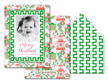 Load image into Gallery viewer, Pine Geometric A9 Patterned Envelope Liners