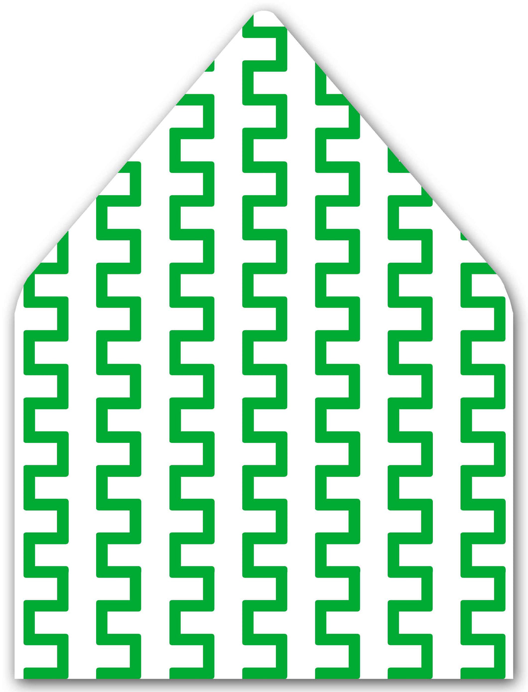 Pine Geometric A9 Patterned Envelope Liners