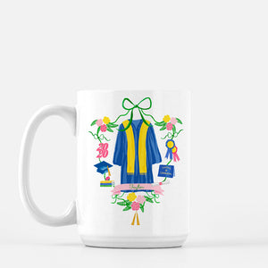 Graduation Crest Personalized - Mug