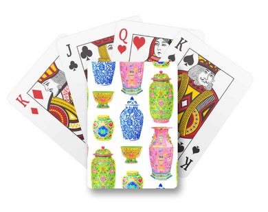 Haute Chinoiserie Playing Cards