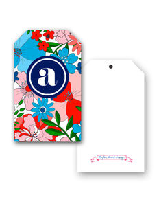 Glory Garden Personalized Hang Tags