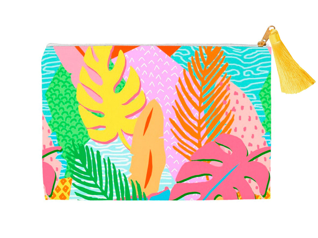 Vivid Jungle, Daybreak, Cosmetic Bag