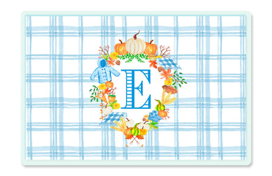 Fall Crest Children's Personalized Laminated Placemat