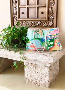 China Garden Tote Bag