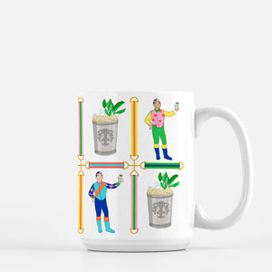 Jockeys & Juleps Personalized - Mug