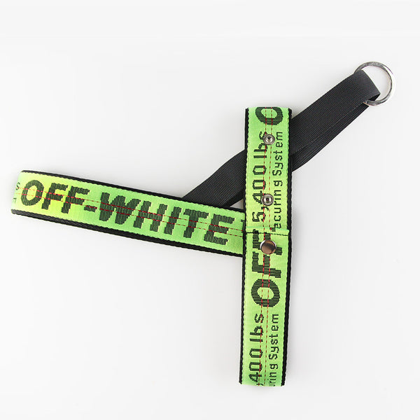 WOFF - WHITE HARNESS - PupremeNewYork