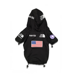 EXPAWDITION WINDBREAKER BLACK - PupremeNewYork