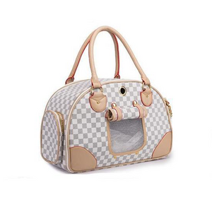 LOUIE INSPIRED PET CARRIER - Pupreme - STREETWEAR FOR DOGS