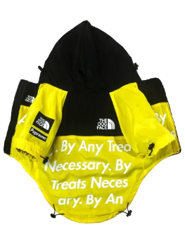 BY ANY TREATS WINDBREAKER - PupremeNewYork