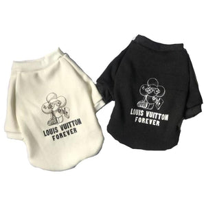 LOUIE FOREVER SWEATER - Pupreme - STREETWEAR FOR DOGS