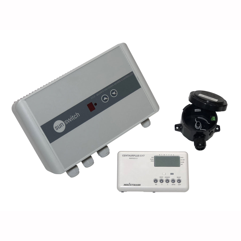 BaskZone® Control System - up to 4 Heaters