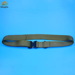Nylon Belt With Cobra Buckle