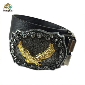 3D Pattern Belt Buckle