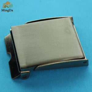 Metal Flip Top Belt Buckle