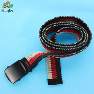 Canvas Webbing Belt