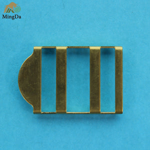 Brass Strap Slide Adjuster