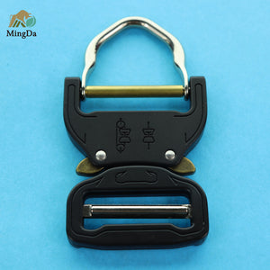 Cobra Buckle With D Ring