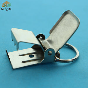 Heavy Duty Suspender Clip With D Ring