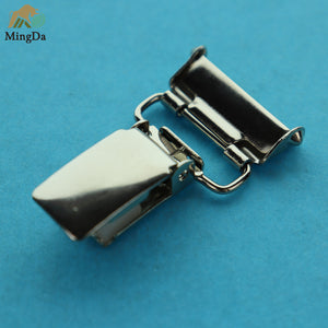 Suspender Clip Integrated With Adjuster
