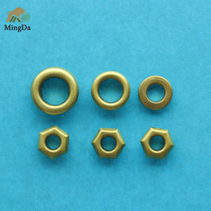 Custom Brass Eyelet