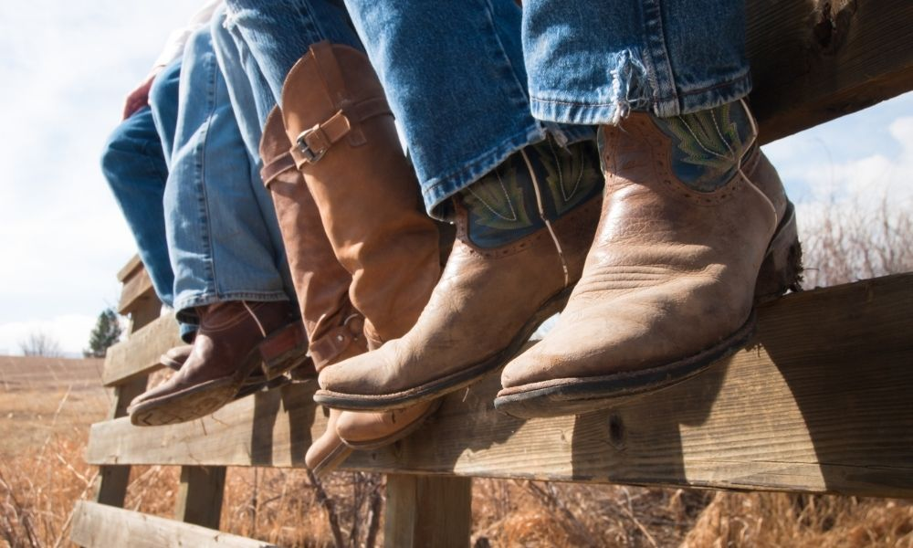 Western Work Boots vs. Cowboy Boots: The Main Difference