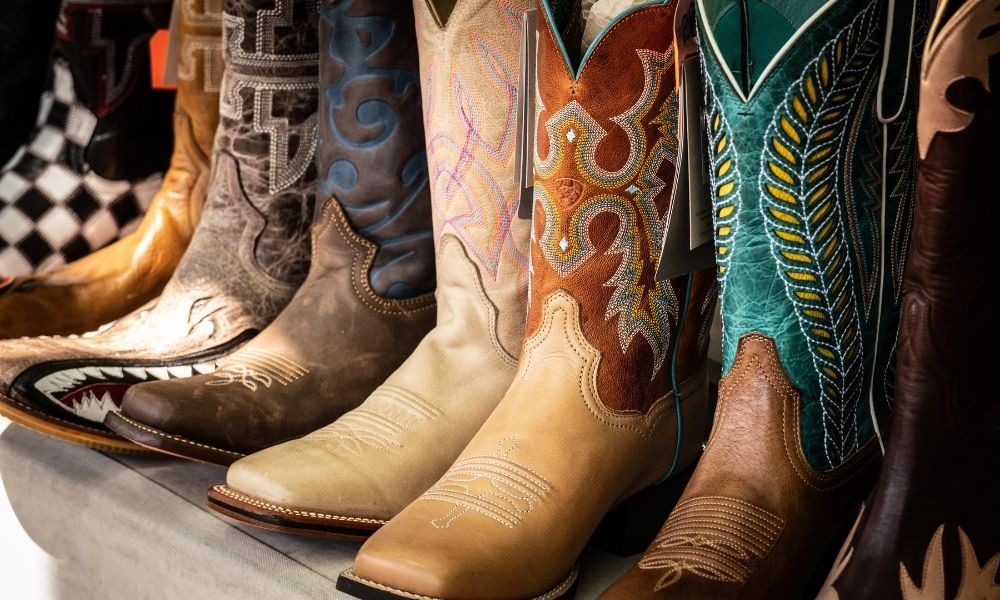 What Wearing Cowboy Boots Says About You