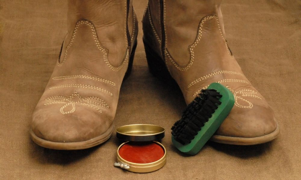 3 Easy Tips To Clean & Care For Your Leather Cowboy Boots