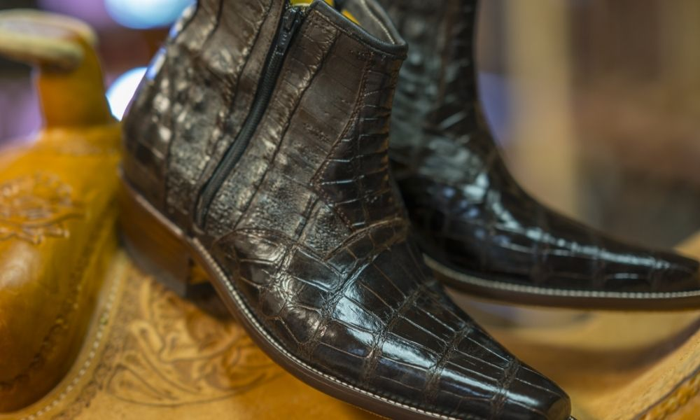 Why All Men Need a Pair of Exotic Boots in Their Closet