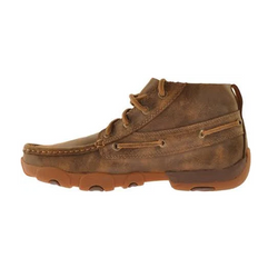 Mens Twisted X Bomber Chukka Boots - MDM0007
