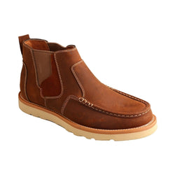 Twisted X Men's Casual Pull-On Shoes - Moc Toe - MCA0013