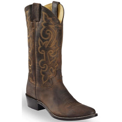 "Justin Men's 13"" Leather Western Boots 2253"