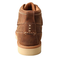 Twisted X Men's Oiled Saddle Casual Shoe MCA0007