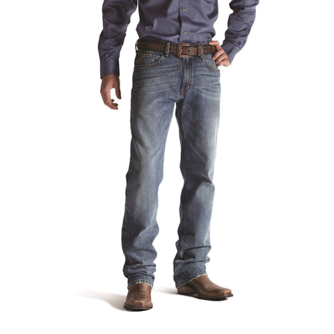 Ariat Men's M2 Relaxed Stackable Boot Cut Jeans - Granite 10008398