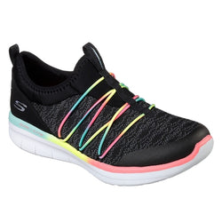 SKECHERS WOMENS SYNERGY 2.0 - SIMPLY CHIC
