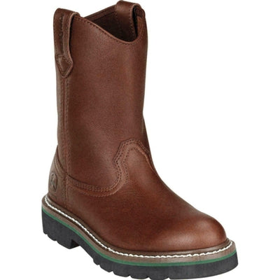 YOUTH JOHN DEERE WELLINGTON WESTERN BOOTS JD3113