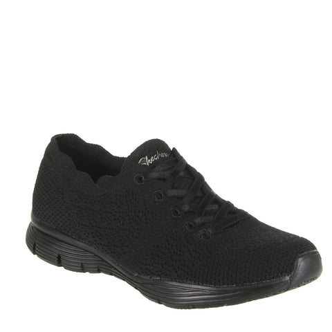 SKECHERS Women's Skechers, Seager - Try Outs Sneaker 49660 BBK