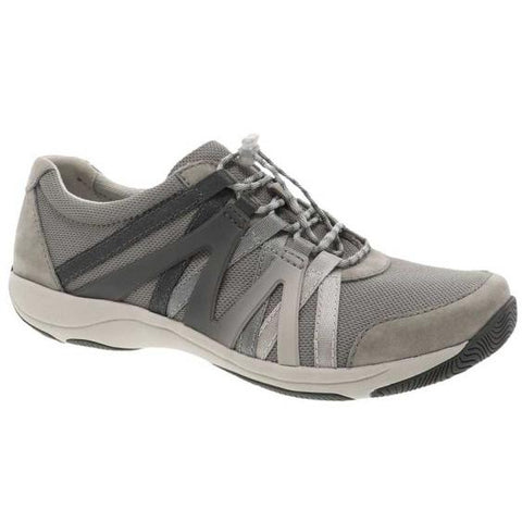 Women's Dansko Henriette Grey Shoes 4852-941094