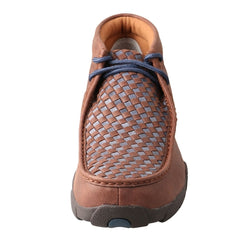 Twisted X Men's Woven Driving Mocs - MDM0030