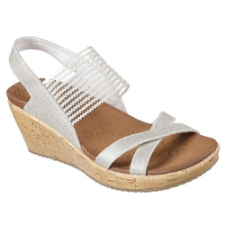 SKECHERS Beverlee - High Tea sandal 31723 NAT