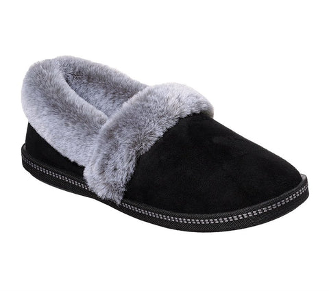 Skechers Womens Cozy Campfire - Team Toasty 32777 BLK