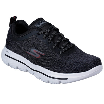SKECHERS GOWALK EVOLUTION ULTRA - LOGIC 54740 BKRD