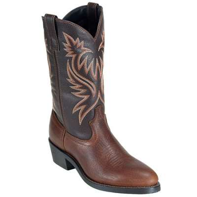 Laredo Boots: Men's 12 Inch Leather Cowboy Boots 4243