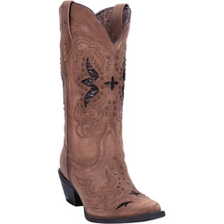 LAREDO WOMEN'S LUCRETIA LEATHER BOOT