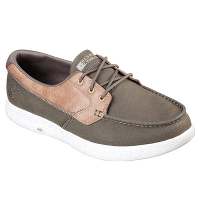 fdfceb1434e SKECHERS ON THE GO GLIDE - HIGH SEAS 53803-KHKI – Country View Western