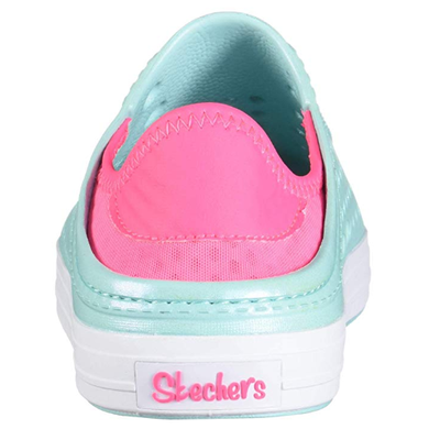 Skechers Girl's, Guzman Steps Slip on Water Shoes 86958L TQPK