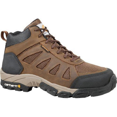 Carhartt Lightweight Mid Safety Toe Work Hiker Boots CMH4480